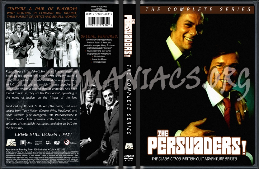 the persuaders series