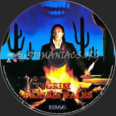 grim prairie tales dvd