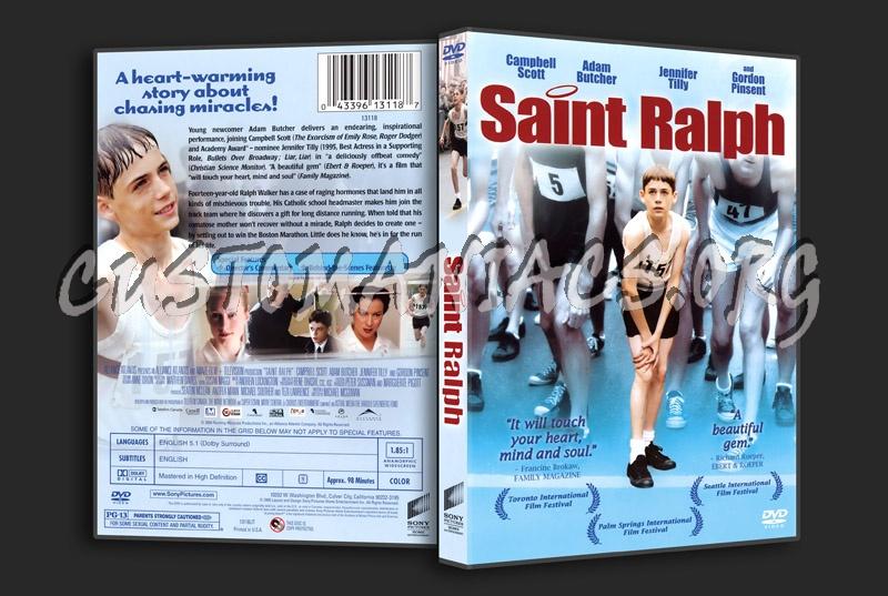 Saint Ralph dvd cover