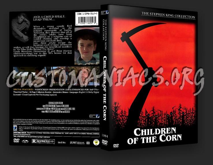 Children Of The Corn dvd cover