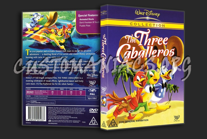 download the three caballeros free