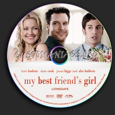 My Best Friend's Girl dvd label