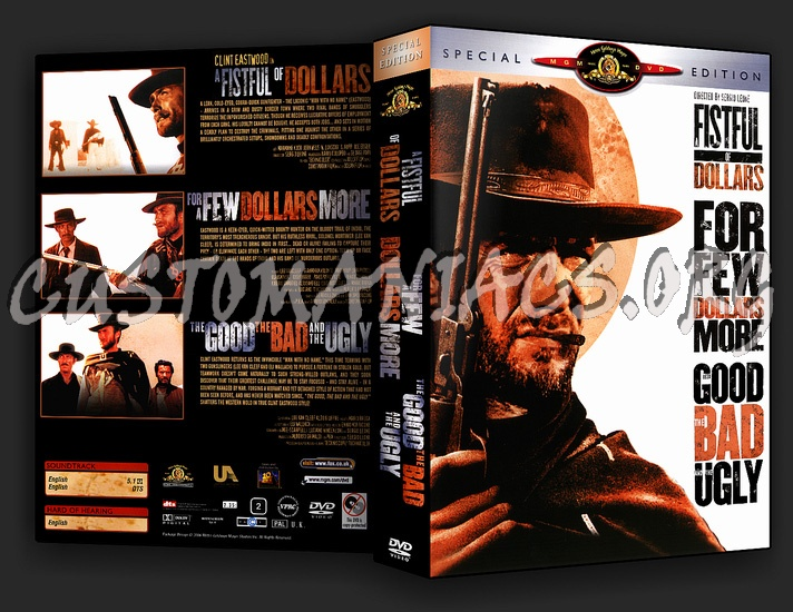 For A Few Dollars More Quotes: A Fistful Of Dollars / For A Few Dollars More / The Good