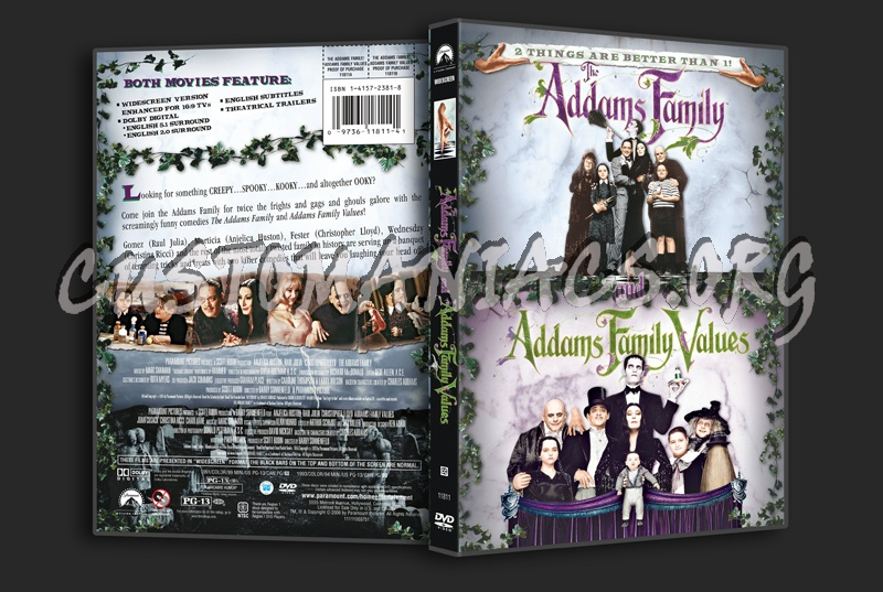 Family Values Cover Family Values Dvd Cover