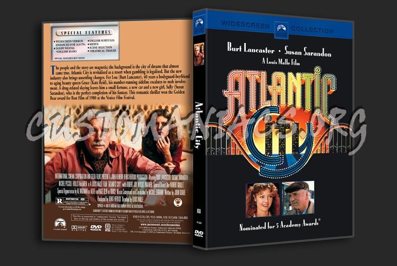Atlantic City dvd cover