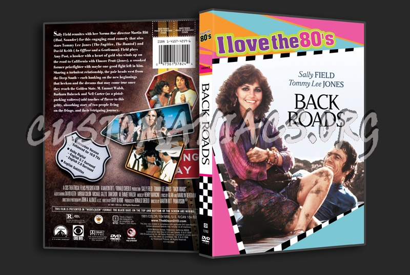 Back Roads dvd cover