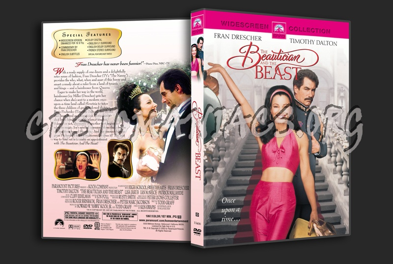 The beautician and the beast dvd cover dvd covers & labels by.
