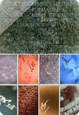Typographic Backgrounds