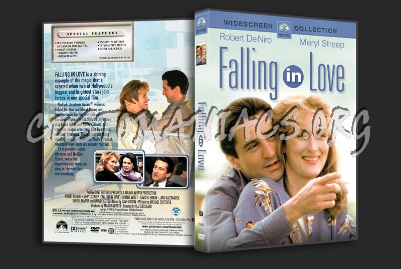 Falling in Love dvd cover