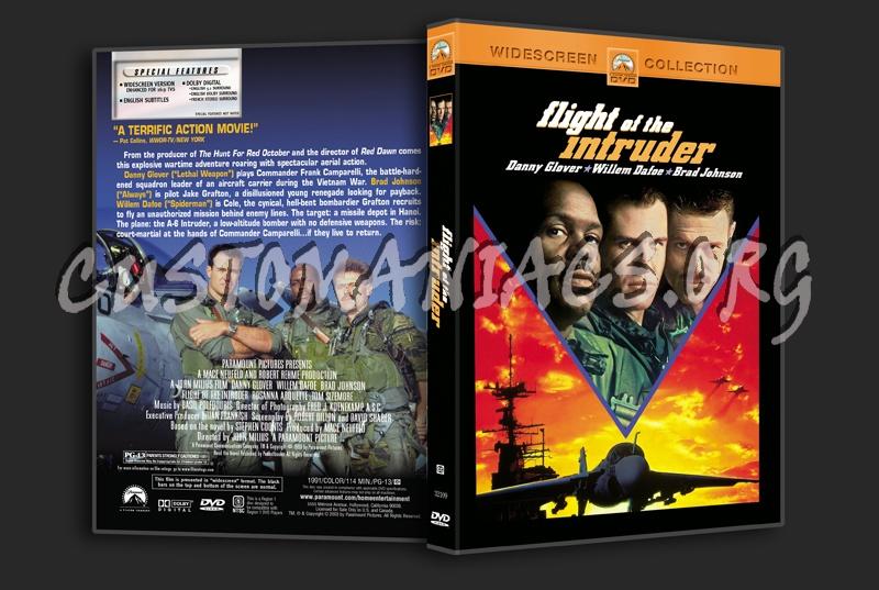 Flight of the Intruder dvd cover
