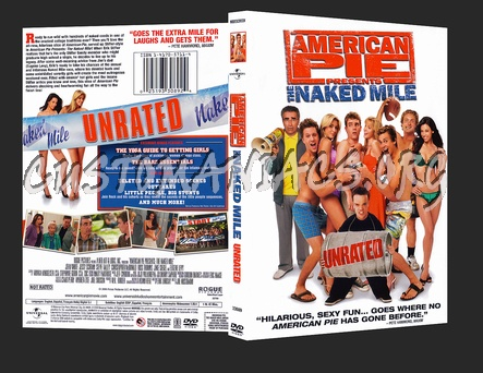 The Naked Mile dvd cover