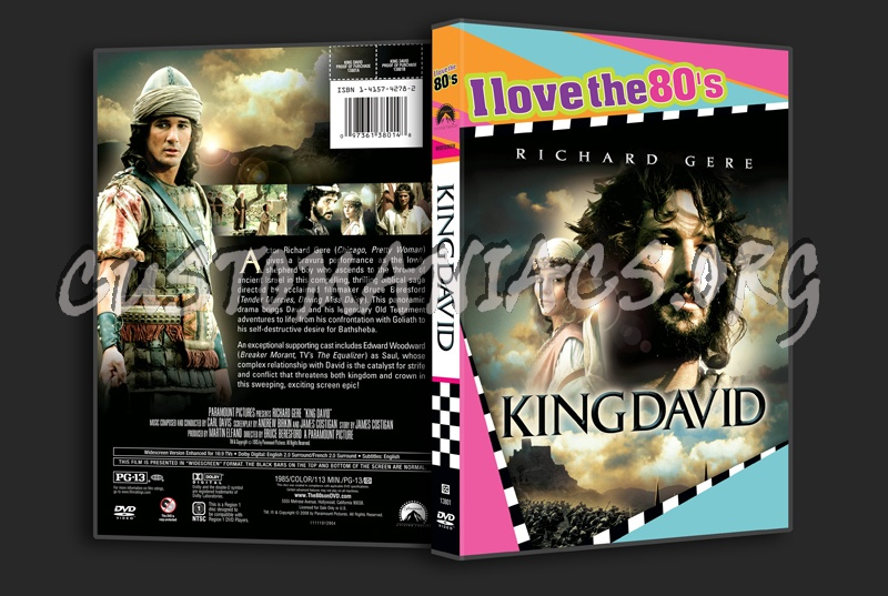 King David dvd cover