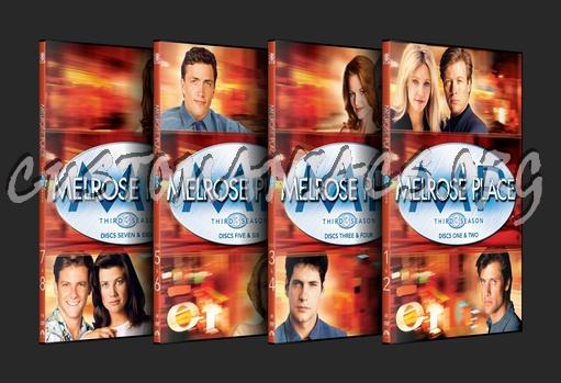 Melrose Place Season 3 Melrose Place Season 3
