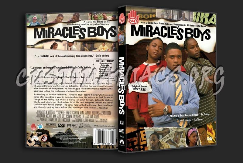 Miracle's Boys Summary