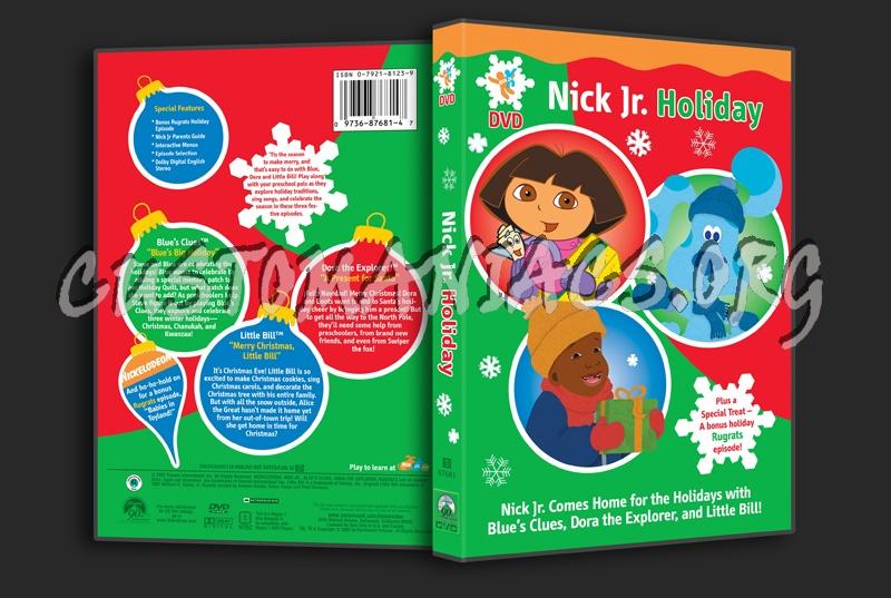Nick Jr Celebrates Spring Dvd