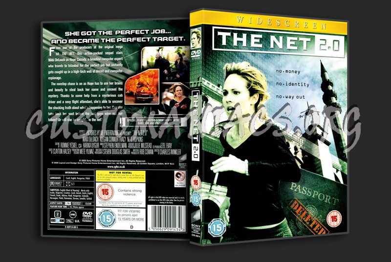The Net 2 dvd cover