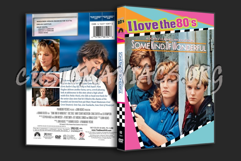 Some Kind Of Wonderful Dvd Cover Dvd Covers Labels By Customaniacs Id 55265 Free Download