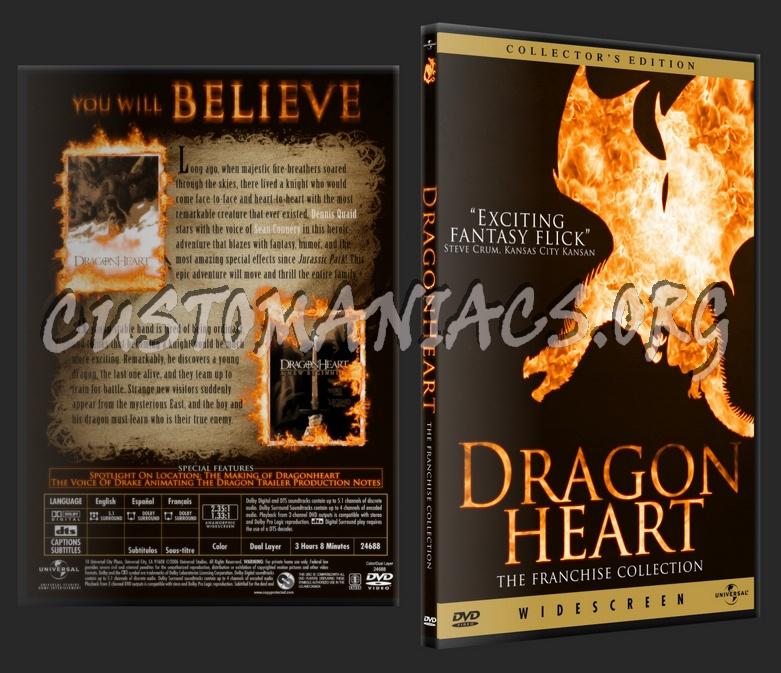Dragonheart (Franchise Collection)