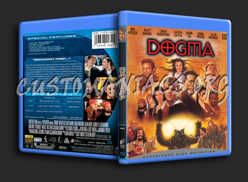 Dogma blu-ray cover