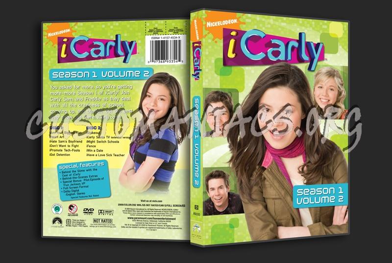 iCarly Season 1 Volume 2