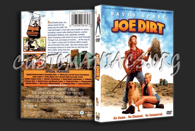 Joe Dirt dvd cover