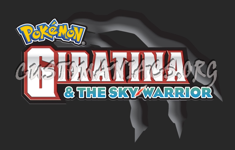 Pokemon Giratina The Sky Warrior Dvd Covers Labels By