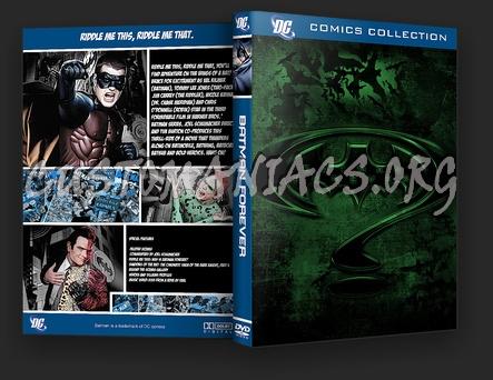 Batman Forever dvd cover