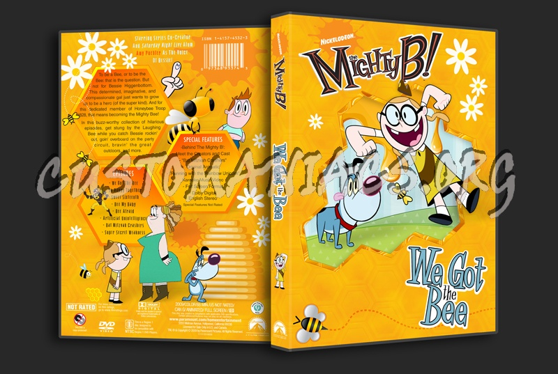 The Mighty B! We Got the Bee dvd cover