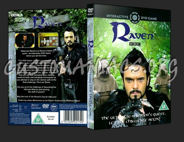 Raven Interactive Game dvd cover