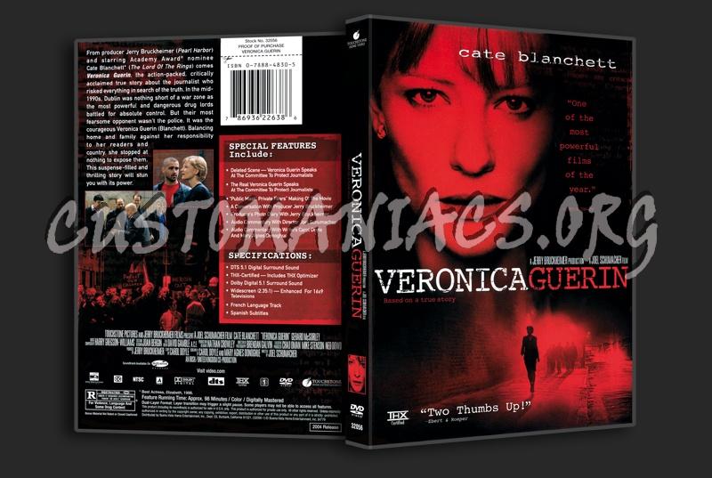 Veronica Guerin dvd cover