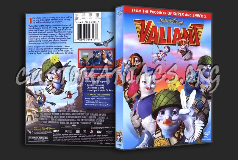 Valiant dvd cover