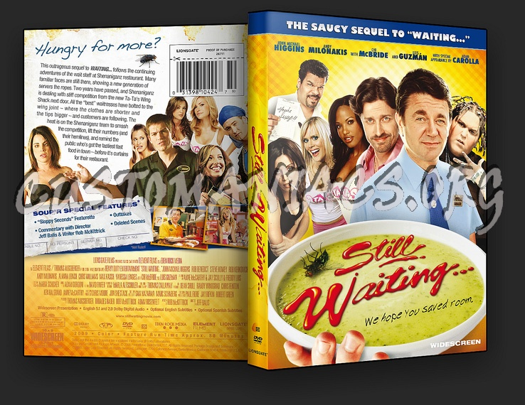Still Waiting... dvd cover
