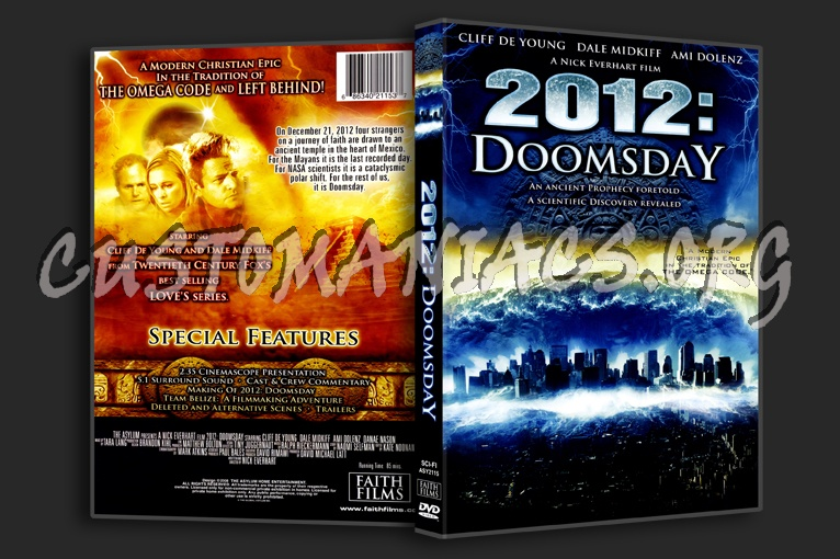 the 2012 doomsday The doomsday date was initially predicted to be in may 2003, according to nasa then it was moved to dec 21, 2012, the date that the mayan calendar, as some believed, marked the apocalypse morrison, the nasa scientist, has given simple explanations debunking the claim that a massive planet is on course to destroy earth.