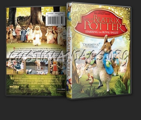 Tales Of Beatrix Potter dvd cover
