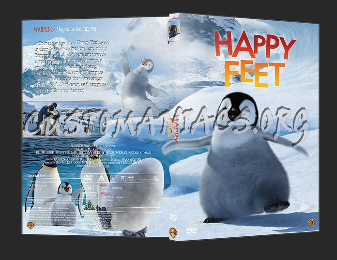 times in 32 posts happy feet dvd cover happy feet
