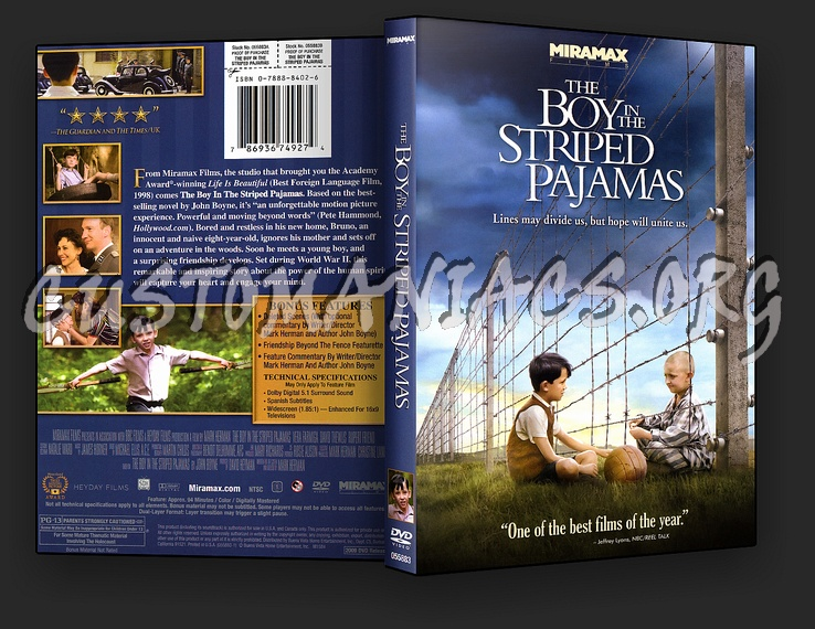 narrative conventions in the boy in the striped pyjamas