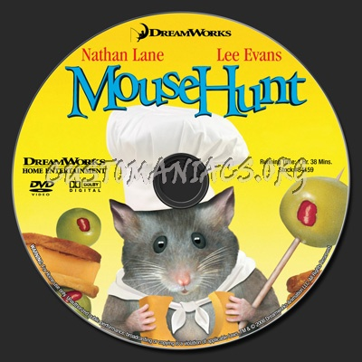 Mouse Hunt DVD Cover