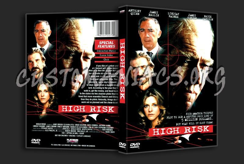 High Risk dvd cover