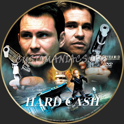 hard cash dvd label dvd covers amp labels by customaniacs