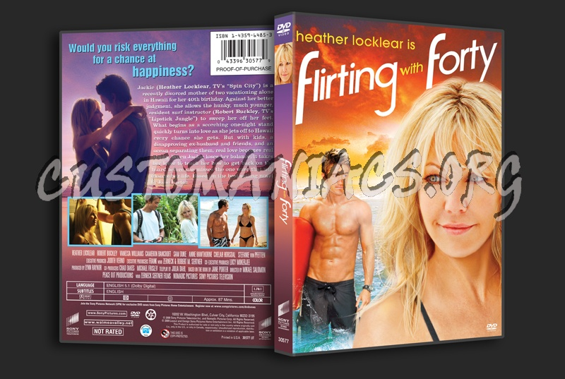 flirting with forty dvd cover free