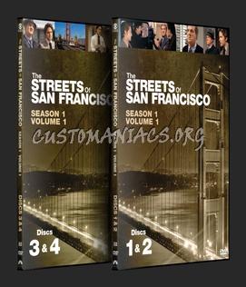 The Streets of San Francisco Season 1 Volume 1