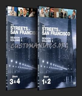 The Streets of San Francisco Season 1 Volume 2