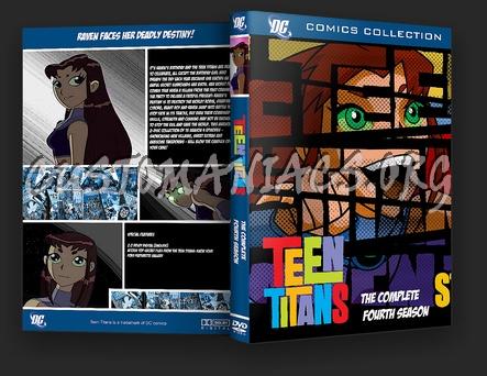 Teen titans dvd set