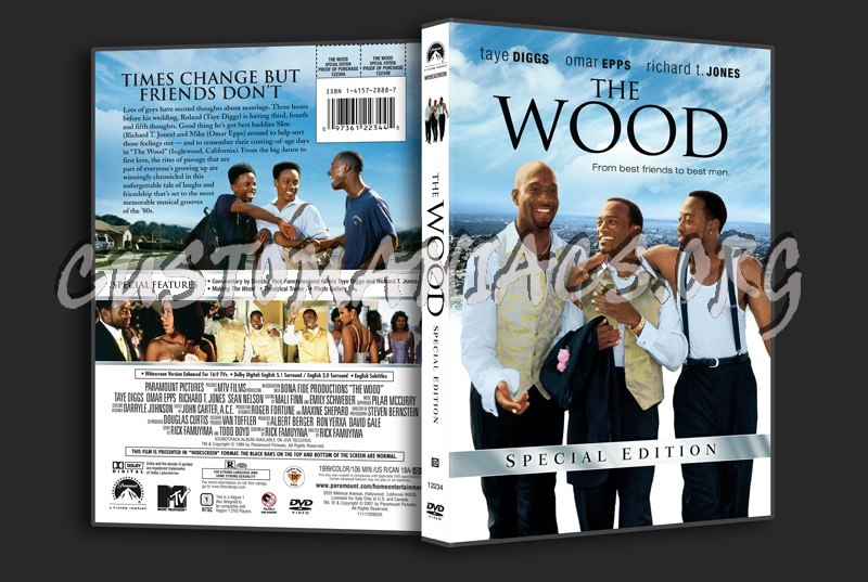 The Wood dvd cover