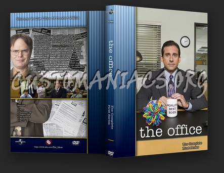 The Office (US) dvd cover
