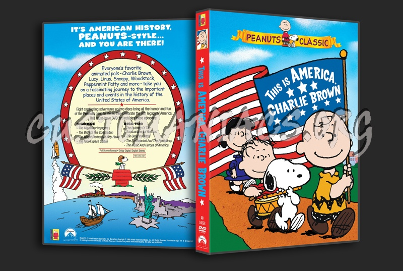 This Is America: This Is America, Charlie Brown Dvd Cover
