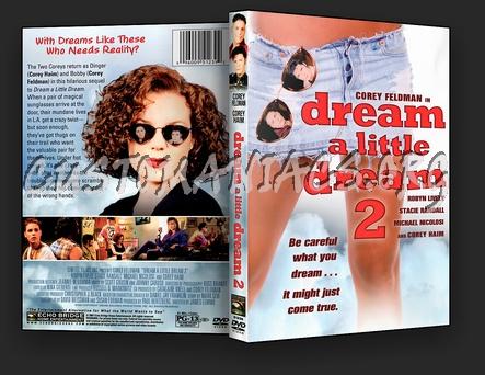 Dream A Little Dream 2 dvd cover