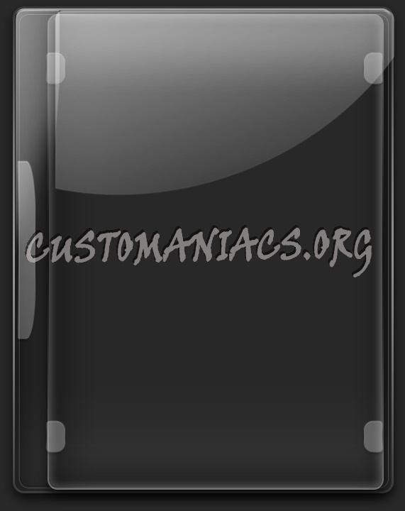 Clear DVD Case Icon Template dvd label