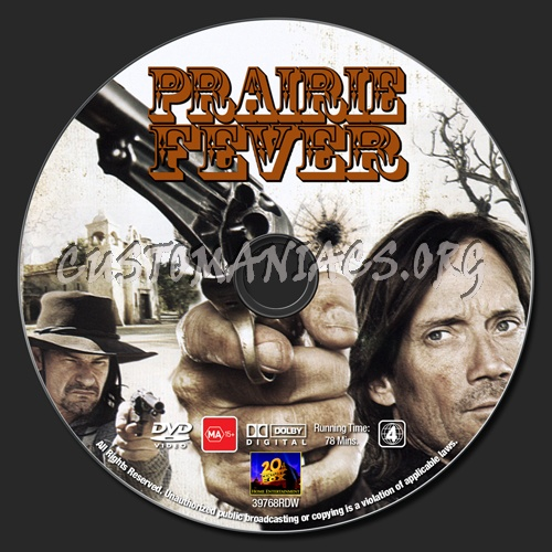 watch prairie fever