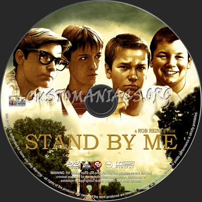 Stand By Me dvd label - DVD Covers & Labels by Customaniacs, id ...